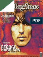 George Harrison en la Rolling
