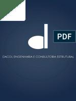 Dacol Engenharia Projeto Portfólio Alvenaria Estrutural