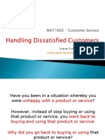 Topic 3 - Handling Dissatisfied Customers(1) (2)