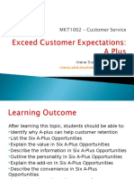 Topic 4 - Exceeding Customer Expectations(1) (2)