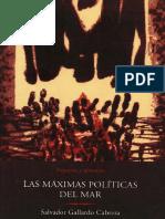 Las Máximas Políticas Del Mar de Salvador Gallardo Cabrera