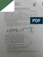 PEP 1 - Resistencia de Materiales (2015-2)