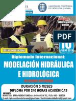 Guia Del Diplomado Internacional en modelacion hidraulica e hidrologica