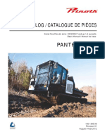 180138599 Rev.01 Panther T8 Parts'Catalog