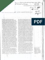 BENSON, E. 1993. El Mundo de Los Mochicas