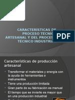 Proceso Tecnico Artesanal