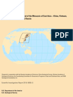 Porphyry Copper Assessment of the Mesozoic of East Asia