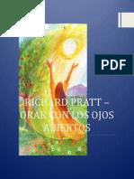 Richard Pratt - Orar Con Los Ojos Abiertos