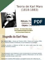 Aula de Karl Marx- 1a. Serie