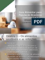 Guia Alimentar Para População Brasileira (Power Point)