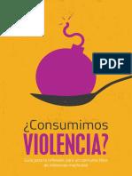 Consumimosviolencia Guia