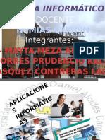 Diapositas de Aplicaciones Informaticas Uno