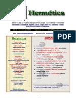 Revista Hermetica Nº14