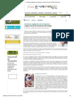 Revista HSEC - Conductas Negligentes de Trabajadores y Seguro Social de Accidentes Del Trabajo