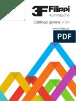 3F Filippi Catálogo General 2016