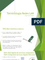 Terminología Redes LAN