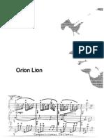 Composiciones Chilenas - Orion Lion