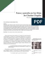 Farsa y parodia en los films de Charles Chaplin