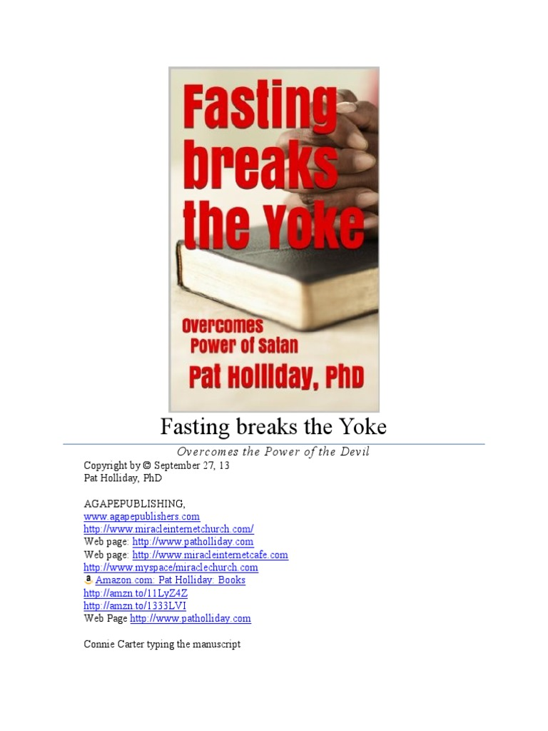 Fasting is a Unique Relationship Practice