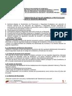 Requisitos Para La Autorizacion de Actas de Asamblea a Protocolizar Ante El Registro Mercantil