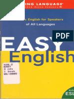 Living Language - Easy English (Basic ESL)