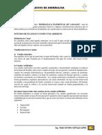 Conceptos Básicos Hidraulica de Canales (2016)