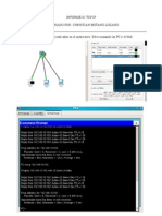 informe 2-2 TCP IP
