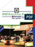 DOE Euro 4 Fuel Economy Run 2016 Official Results