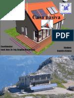 Casa pasivă