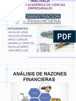 Analisis de Razones Financieras Expo