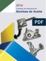 MM - Bombas de Aceite - Catalogo 2014