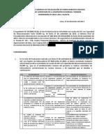 Resolución de Gerencia de Fiscalización de Hidrocarburos Líquidos N° 20611