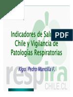 06. Indicadores Saniotarios Nacionales - Vigilancia ERA