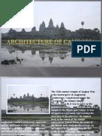 Architecture of Cambodia