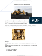 Manual Mantenimiento Cero Horas Overhaul Mantenimiento Total Maquinaria Pesada Caterpillar Aplicacion