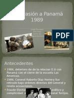 La Invasión de Los Estados Unidos en Panamá