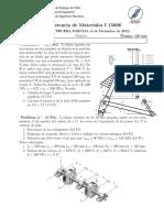 PEP 2 - Resistencia de Materiales (2012-2)