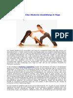 Tripada ® - Eine Moderne Ausbildung in Yoga