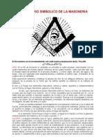Dicccionario Simbolico de La Masoneria