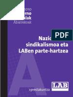 Nazioarteko sindikalismoa eta LABen parte-hartzea