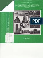Da Schinkel ad Asplund. Lezioni di architettura moderna 1959-60, Saverio Muratori
