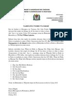 Rais Magufuli Ateua Mwenyekiti Wa TIB
