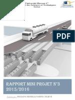 Rapport Mini Projet Pont