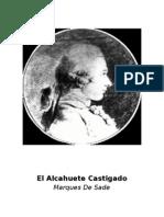Sade, Marques de - El Alcahuete Castigado