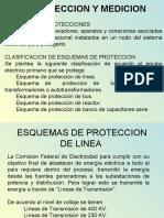 Protección y Medición