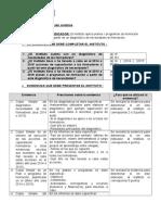 Anexo 03 Proceso de Revalidación (Formato Indicador N°05)