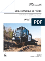 180138599 Rev.02 Panther T8 Parts Catalog