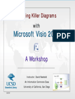 Microsoft Visio 2007  Creating Killer Diagrams