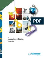 APOSTILA NR 11 Elevação de Cargas GUNNEBO.pdf