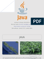 Java - Lecture 1 - example
